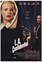 L。A。ConfidentialポスターC 27x 40KEVIN SPACEYラッセルクロウGuy Pearce Unframed 274525