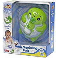 Happy Kid Toy Group Squirting Turtle Bath Pal [並行輸入品]