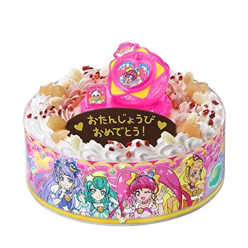 キャラデコお祝いケーキ スター☆トゥインクルプリキュア