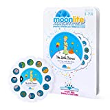 Moonlite - The Little Prince, The Fox and The Rose - フレンドシップストーリーリーリーリーリール ストーリーブックプロジェクター 対象年齢1歳以上