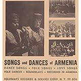 Songs & Dances of Armenia