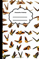 Composition Notebook: Gardening Journal | Ideal Gardener's Log Book to help plan, record and organize your gardening habits | The perfect prompt journal for recording all your gardening activities, projects and ideas | Planting Notes Flower Notebook