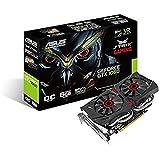 ASUS R.O.G. STRIXシリーズ NVIDIA GeForce GTX1060搭載ビデオカード オーバークロック メモリ6GB STRIX-GTX1060-DC2O6G