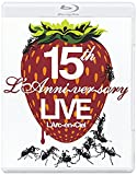 15th L'Anniversary Live(Blu-ray Disc) 画像