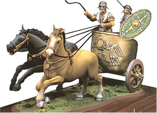 アンドレアミニチュアズ SG-S3 Roman War-Chariot (125 AD)