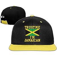 ジャマイカ おもしろい ヒップホップ ハット スポーツ 野球帽 日焼け止め キャップ 子ども 帽子