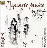 Japanese Music By Michio Miyagi 2 (W Book)