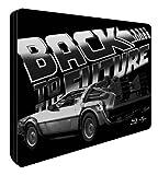 【Amazon.co.jp限定】バック・トゥ・ザ・フューチャー スチールブック仕様 (完全数量限定) [SteelBook] [Blu-ray]