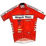 セブンイタリア Army Bike Team Jersey レッド M(78S-ABT-JY-RD-M)