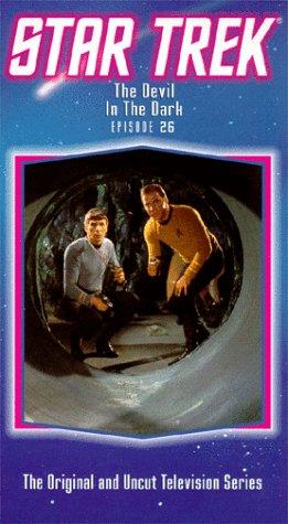 Star Trek 26: Devil in the Dark [VHS] [Import]