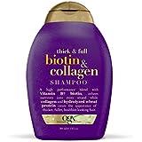 OGX Shampoo, Thick & Full Biotin & Collagen, 385ml