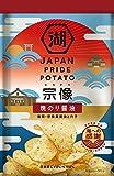 湖池屋 JAPAN PRIDE POTATO 焼のり醤油 60g
