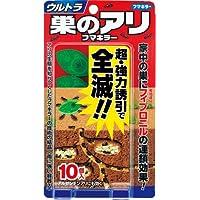 フマキラー アリ用殺虫剤 ウルトラ巣のアリフマキラー 10個入