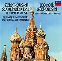 チャイコフスキー:交響曲第5番、ムソルグスキー:展覧会の絵