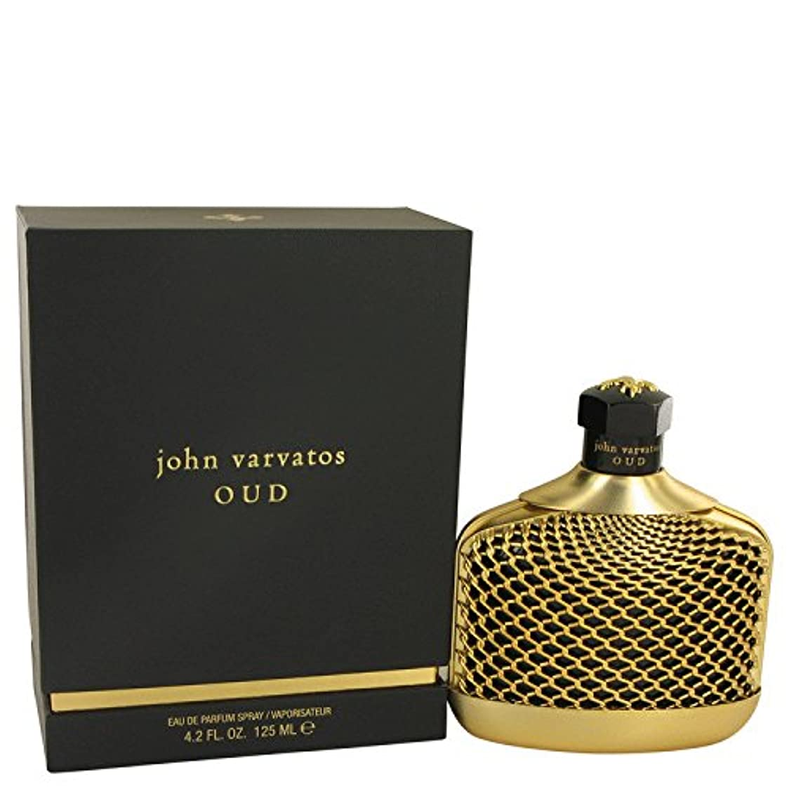 おもしろい突破口課すJohn Varvatos Oud by John Varvatos Eau De Parfum Spray 125 ml [並行輸入品]