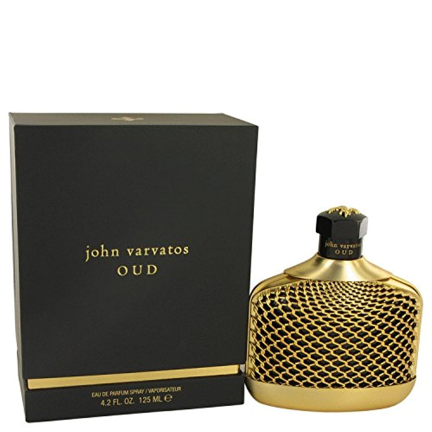 敬意を表する才能のあるカニJohn Varvatos Oud by John Varvatos Eau De Parfum Spray 125 ml [並行輸入品]