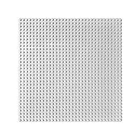 32×32ドットベースプレート大型ビッグベースプレートボトムボードフィギュア用DIYビルディングブロック玩具100%互換性レゴ(4パック),gray