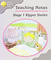 Oxford Reading Tree: Stage 1: Kipper Storybooks: Teaching Notes