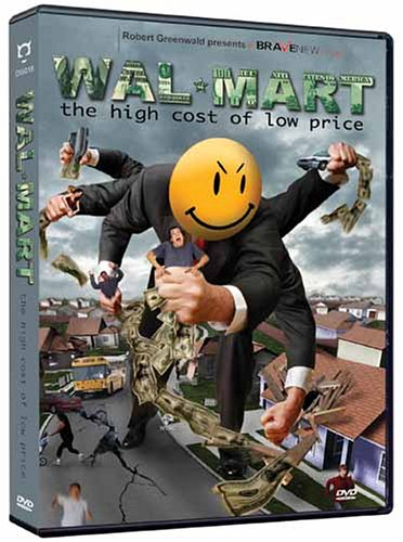 Wal-Mart: The High Cost of Low Price [DVD] [Import]の詳細を見る