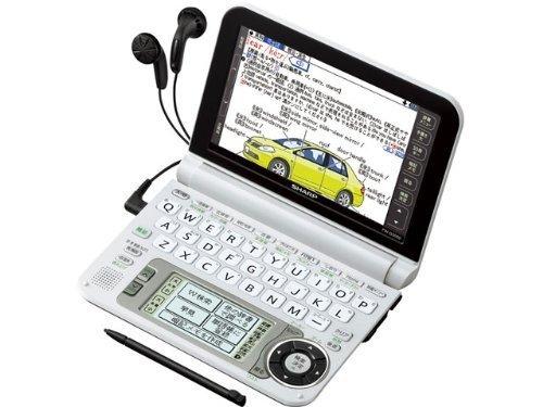 シャープ 電子辞書 Brain (ブレーン) PW-G5000 ブラック PW-G5000-B 高校生 130コンテンツ 160動画 カラ-液晶 Wタッチ画面 Power Body 5.6型タッチパネル