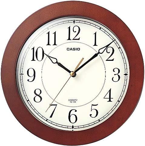 RoomClip商品情報 - CASIO (カシオ) 掛け時計 アナログ IQ-126-5JF アナログタイプ
