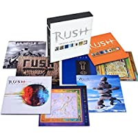 The Studio Albums 1989-2007 (7CD) by Rush (2013-10-01)