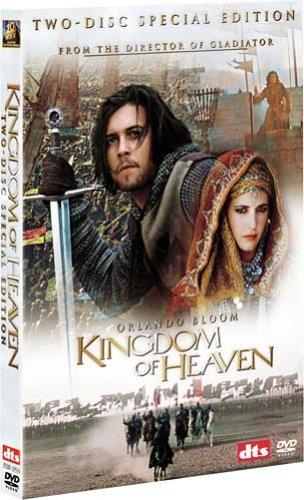 キングダム・オブ・ヘブン 特別編(初回限定生産) [DVD]...
