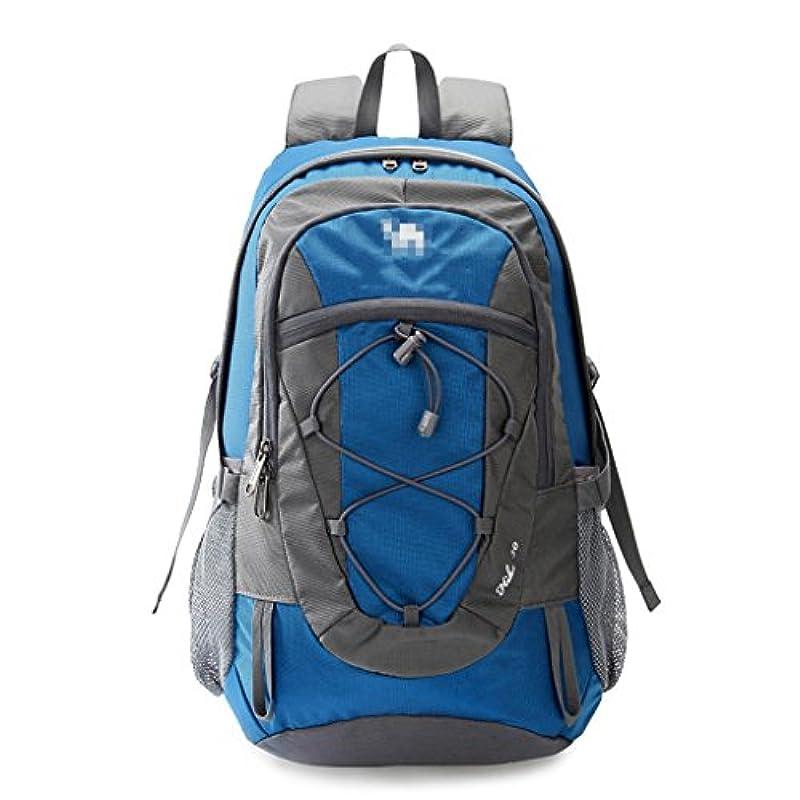 避難する制限傾向がありますXuan - worth having アウトドア登山バッグ30Lキャンプハイキングスポーツバックパックの男性と女性の選択生地耐摩耗性と耐水性品質保証30L容量