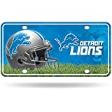Rico Industries NFL Fan Shop Metal License Plate Tag