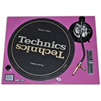 Technics Pink Face Plate for Technics SL-1200 / SL-1210 MK5 M3D Turntables by Quality
