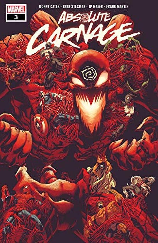 厚さ過敏な義務的Absolute Carnage (2019) #3 (of 5) (English Edition)