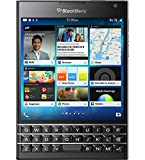 BlackBerry Passport 【amazon.co.jp出品/販売分のみ日本正規代理店品】 Black SIMフリースマートフォン ブラックベリー 32GB Touch-Enabled QWERTY キーボード caseplay FOX