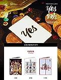 TWICE - YES OR YES[セット][6TH MINI ALBUM][初回ポスター丸めて発送][韓国盤][MEGAKSHOP特典付] [並行輸入品]/