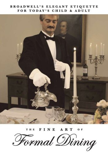 Broadwell's Elegant Etiquette for Today's Child [DVD] [Import]