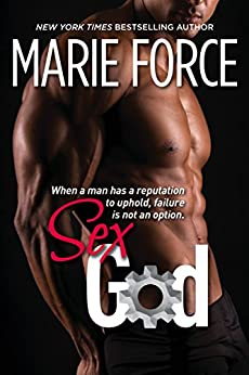 Sex God by [Force, Marie]