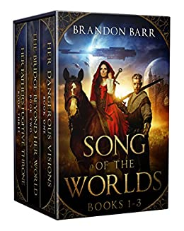 Song of the Worlds (Boxed Set, Books 1-3) by [Barr, Brandon]