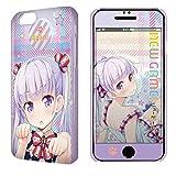 ライセンスエージェント デザジャケット「NEW GAME!」iPhone 6ケース&保護シート デザイン1 DJCO-IPN2-m01