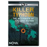 Nova: Killer Typhoon [DVD] [Import]