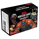 Dungeons & Dragons - Monster Deck 0-5 (179 cards)