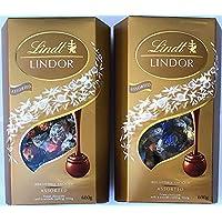 リンツ リンドール 4種アソート 600g 2箱