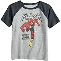 Jumping Beans Little Boys' 4-12 Running Flash Tee