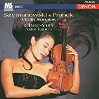 Franck/Szymanowski;Violin S