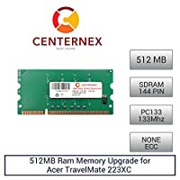 512MB RAM Memory for Acer TravelMate 223XC (PC133) (91.42R29.001) US Seller