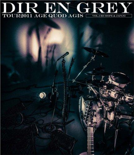 TOUR2011 AGE QUOD AGIS Vol.1 [Europe & Japan] [Blu-ray]