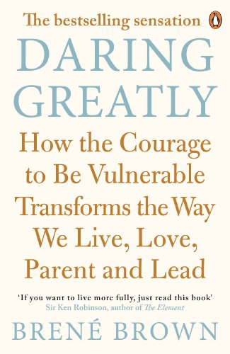 Book List - Daring Greatly