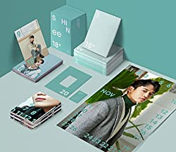 2018 SHINee SEASON'S GREETINGS
