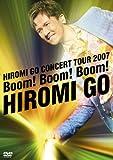HIROMI GO CONCERT TOUR 2007 Boom! Boom! Boom! [DVD] 画像