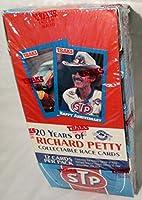 STP Traks 20年のRichard Petty Collectable Raceカードボックス