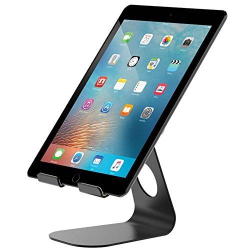 タブレット スタンド ipad スタンド Pasonomi 角度調整可能 ipad proスタンド Nintendo Switch/iPad mini/アイフォン/iPhone/Samsung S3 S4 S5 S6 S7/Sony/Nexus(ブラック)