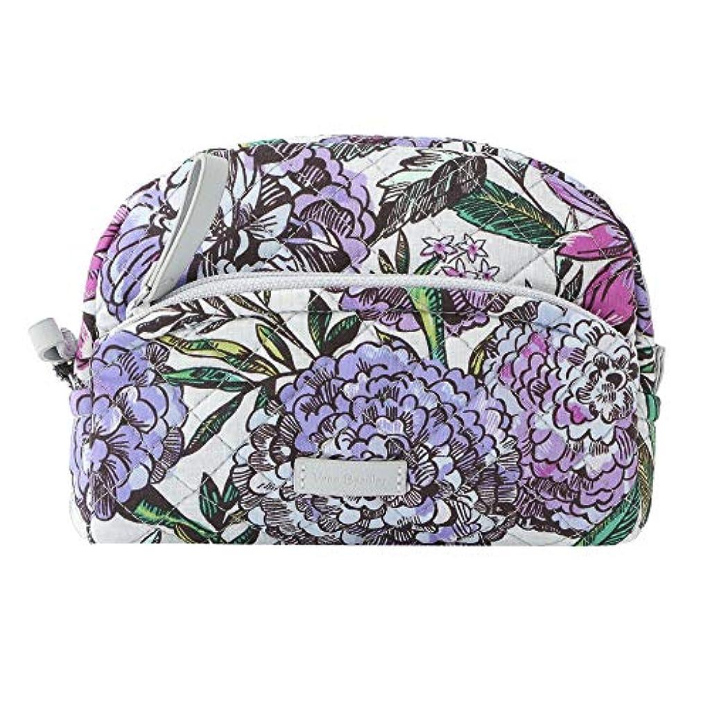 ダンプ発表最大のヴェラブラッドリー ミニコスメポーチ アイコニック (カラー:Lavender Meadow) Vera Bradley [並行輸入品]